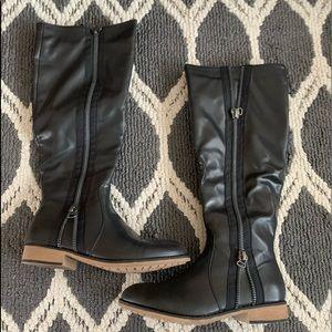 Maurice's Lisa Size Zip Tall Boot